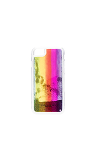 Чехол для iphone 7 glitter rainbow - Marc Jacobs