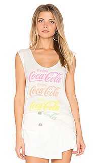 Майка coca cola - Junk Food