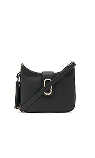 Маленькая сумка-хобо с замками - Marc Jacobs