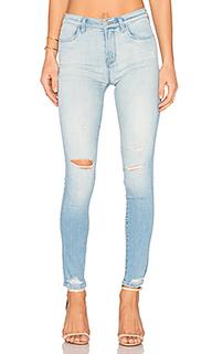Облегающие джинсы с высокой посадкой maria - J Brand