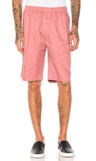 Твиловые шорты beach - Stussy