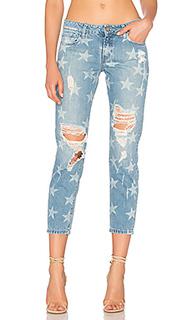 Потертые джинсы в мужском стиле star - Etienne Marcel