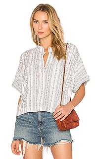 Рубашка без воротника с застежкой на пуговицы - DEREK LAM 10 CROSBY