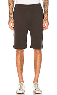 Stock fleece short - Stussy