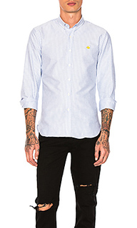 Рубашка на пуговицах - Maison Labiche