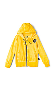 Light zip hoodie - Nununu