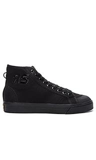 Высокие кроссовки spirit - adidas by Raf Simons