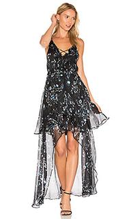 Макси платье tama - THE JETSET DIARIES
