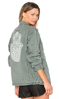 Куртка henna hamsa - Spiritual Gangster