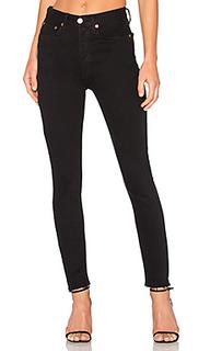 Укороченные джинсы высокой посадки - RE/DONE