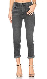Прямые джинсы с высокой талией - DENIM x ALEXANDER WANG