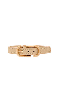 Icon buckle leather bracelet - Marc Jacobs