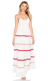 Макси платье marieta - Carolina K