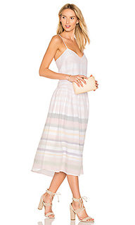 Миди платье с приспущенной талией - Mara Hoffman