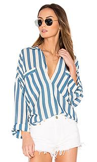 Рубашка в стиле бойфренд luca - Capulet