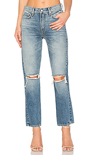 Прямые джинсы jane - GRLFRND
