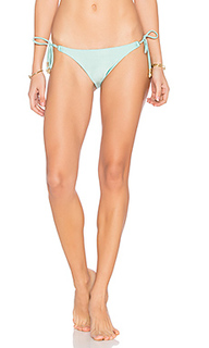 Solid side tie bottom - Vix Swimwear