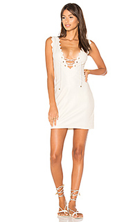 Платье с завязкой amagansett - Marysia Swim