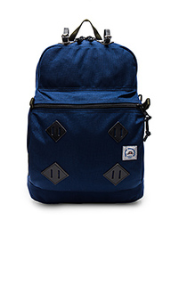 Leather patch day pack - Epperson Mountaineering
