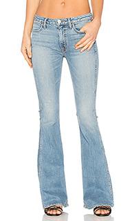 Джинсы-клёш с высокой посадкой tom cat - Hudson Jeans