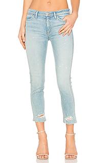 Savy midrise crop straight - Hudson Jeans