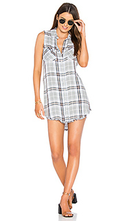 Frayed hem hipster dress - Bella Dahl
