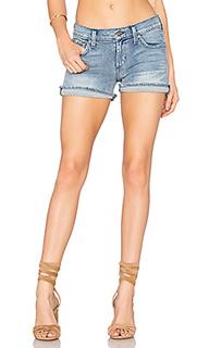 Шорты с подворотом shorty - James Jeans