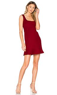 Мини платье без рукавов - Red Valentino
