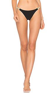 Прочные плавки бикини с джутовой отделкой - Vix Swimwear