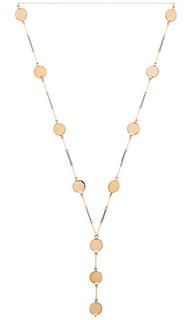 Y-образное ожерелье nuri - House of Harlow 1960