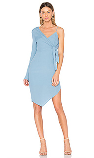 Rapture mono sleeve dress - ELLIATT