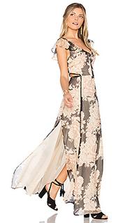 Макси платье auden - Cleobella