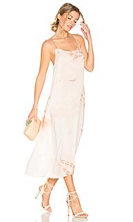 Платье-комбинация racer - LACAUSA