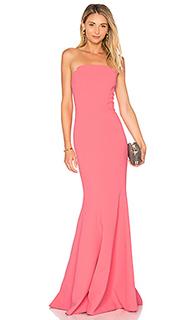 Вечернее платье без бретелек - JILL JILL STUART