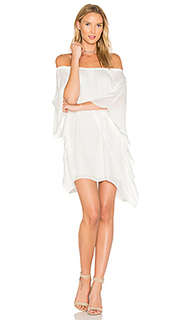Платье со спущенными плечами - krisa