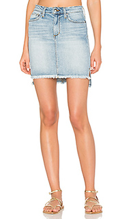 High low denim skirt - Joes Jeans