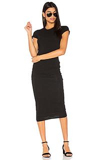 Классическое облегающее платье - James Perse