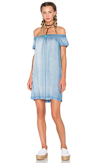 Платье с открытыми плечами - Bella Dahl