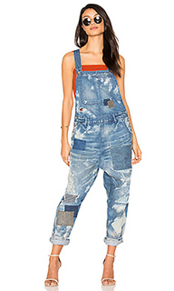 Patchwork overall - PRPS Goods & Co