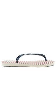 Slim retro sandal - Havaianas