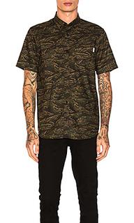 Рубашка camo tiger - Carhartt WIP