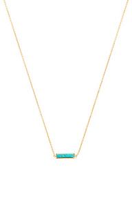 Ожерелье с подвесом dez - gorjana