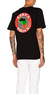 Футболка africa bronx - Stussy