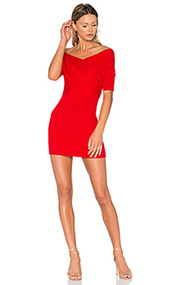 Cross wrap dress - Michelle Mason