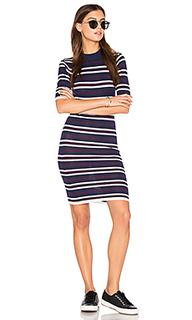 Bodycon stripe dress - J.O.A.