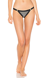 Низ бикини в бразильском стиле yarn dye pointelle sonia - Wildfox Couture