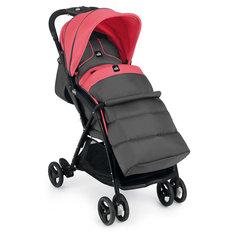 Прогулочная коляска Curvi, CAM, серый/розовый