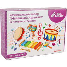"""Развивающий набор """"Маленький музыкант"""" Умница"""