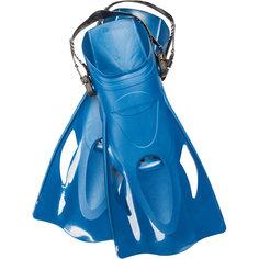 Ласты для плавания, р-р 41-46, голубые, Bestway