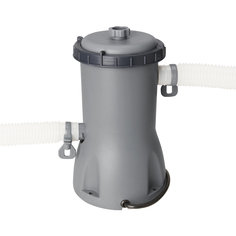 Фильтр-насос 3028л/час, серый, Bestway